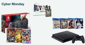 Cyber Monday – les meilleures offres autour de la Nintendo Switch, la PS4 et la Xbox