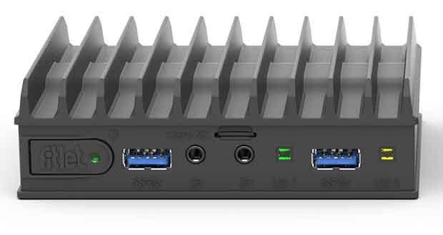 Mini-PC (Barebone) Fitlet2