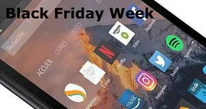 Black Friday Week Tablettes Fire HD 8 et Fire 7