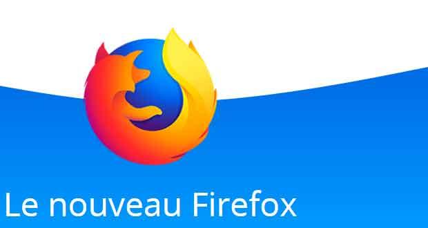 Navigateur Firefox Quantum de Mozilla