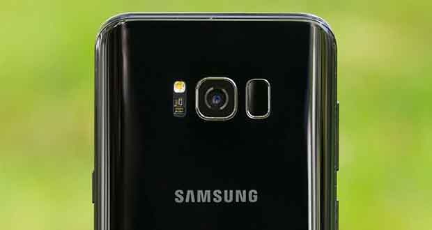 Galaxy S8 de Samsung