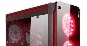 Boitier gaming Glare 7A de Xigmatek
