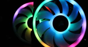 LL140 RGB twin pack de Corsair