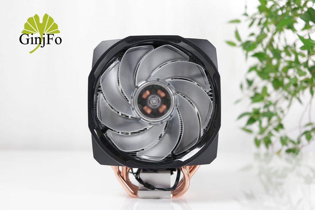 Ventirad MasterAir MA610P de Cooler Master