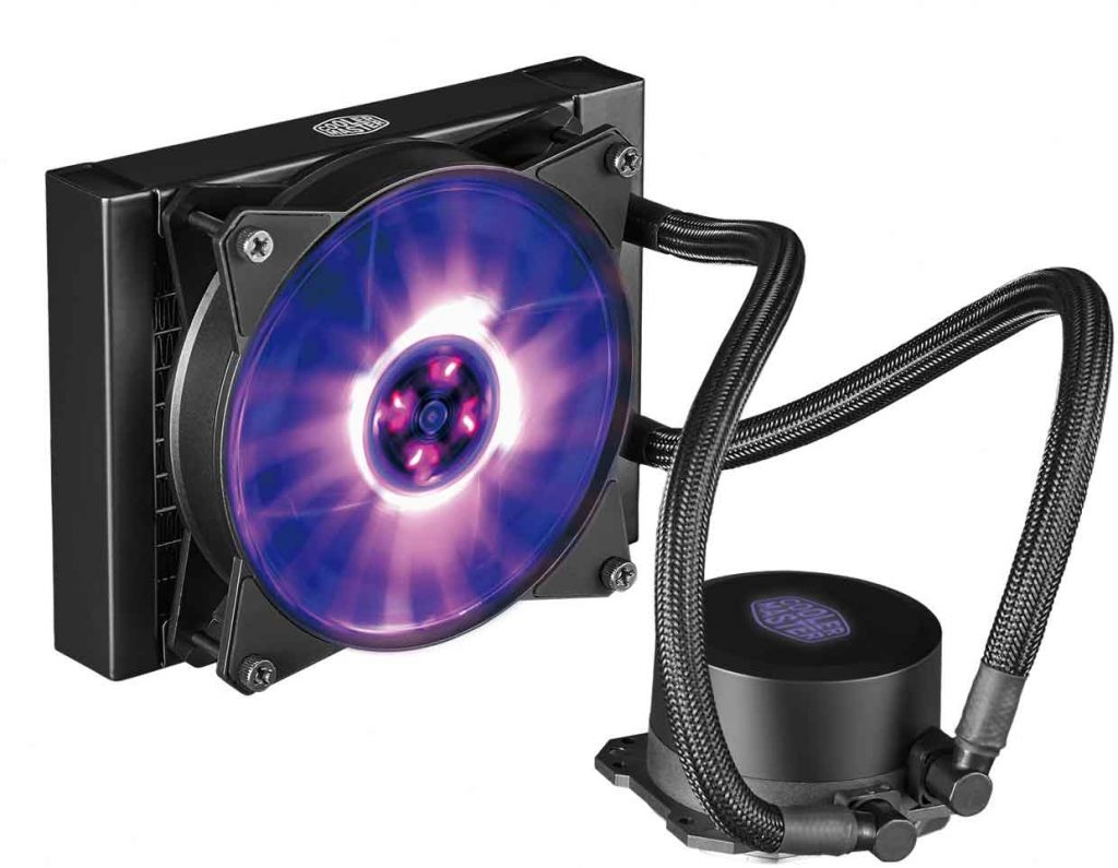 MasterLiquid ML120L RGB