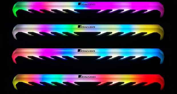 Dissipateur thermique RAM NC-1 de Jonsbo