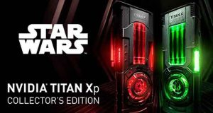 Titan Xp Jedi Order et Titan Xp Galactic Empire de Nvidia