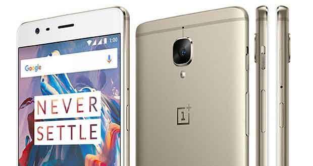 Smartphone OnePlus 3T 64 Go
