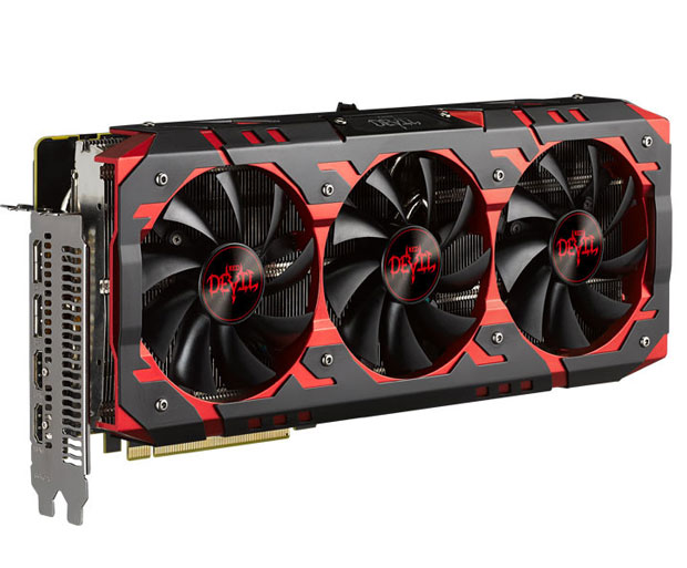 Red Devil RX VEGA 64 8GB