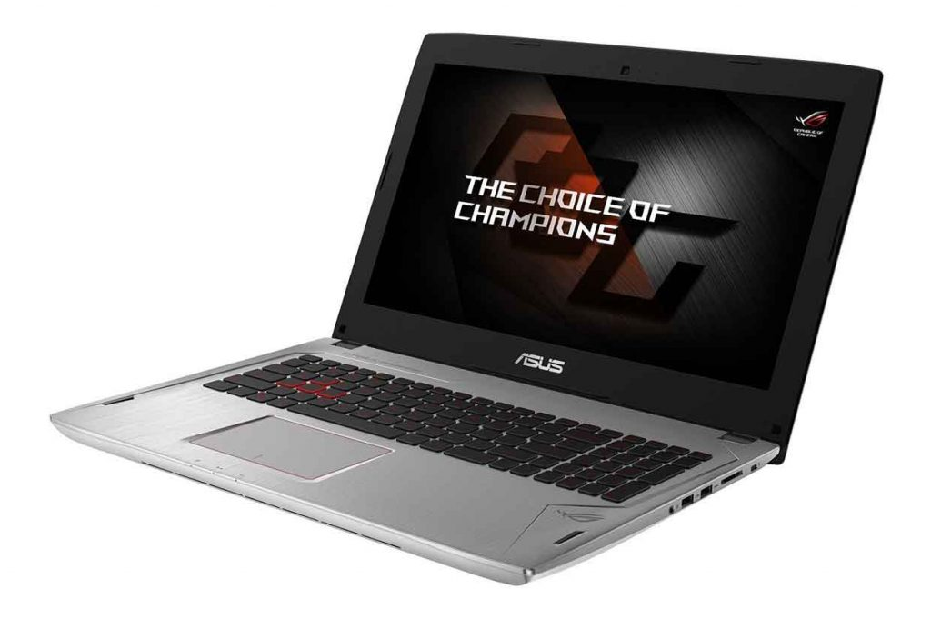 Black Friday, Portable gamer Asus ROG GL502VS-GZ427T