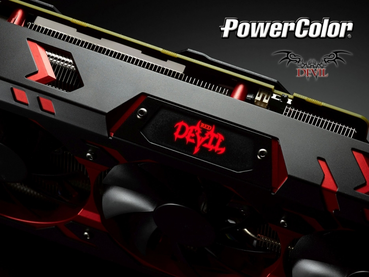 Radeon RX Vega Red Devil de PowerColor