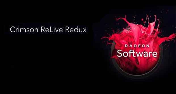 Pilotes graphiques AMD Radeon Software Crimson ReLive Redux