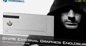 le NSPR External Graphics Enclosure de Galax / KFA2