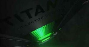 Titan X Collector's Edition de Nvidia