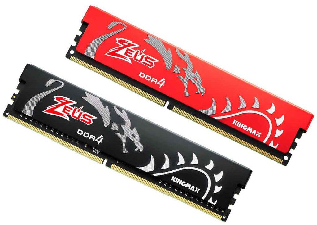 DDR4 Zeux Dragon, Kingmax