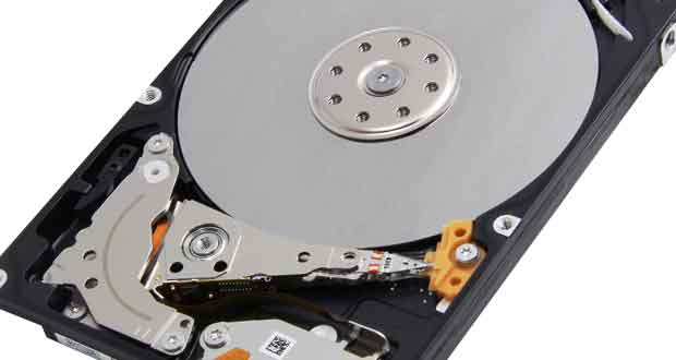 Disque dur 2,5 pouces MQ04ABF100 de Toshiba