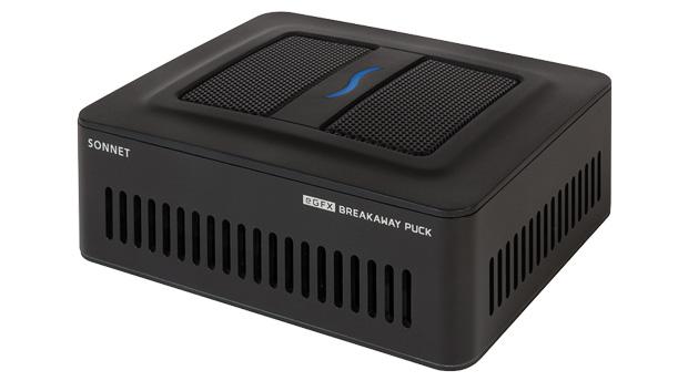 eGFX Breakaway Box Puck