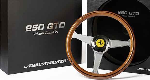 Volant Ferrari 250 GTO Wheel Add-On de Thrustmaster