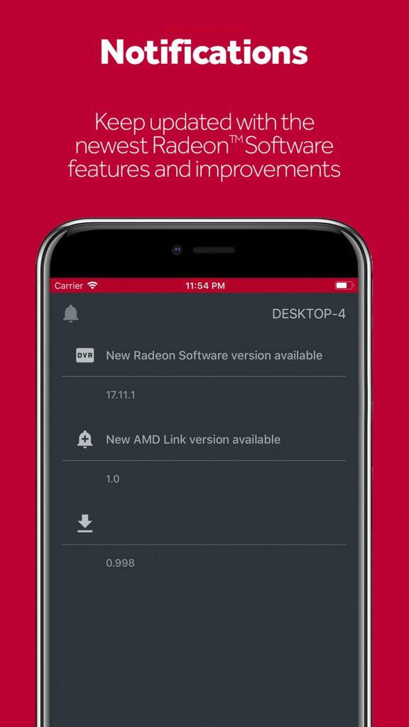 Radeon Software Adrenalin Edition 17.12.1 - AMD Link