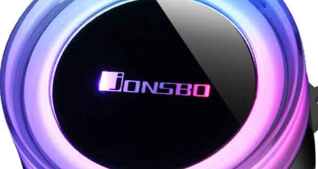 Watercooling AIO Angel Eye TW2 Series de Jonsbo