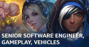 Offre d'emploi de Blizzard