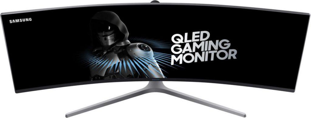 Moniteur gaming CHG90 de Samsung