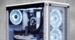 Boitier Corsair Crystal Series 460X RGB White