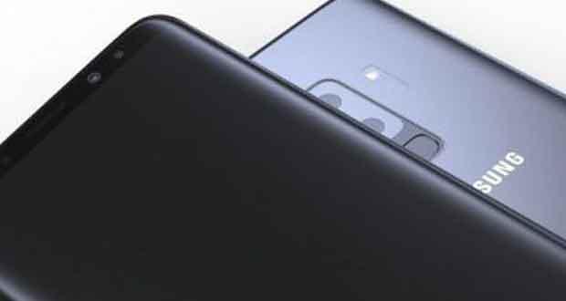 Galaxy S9 de Samsung - Fuite