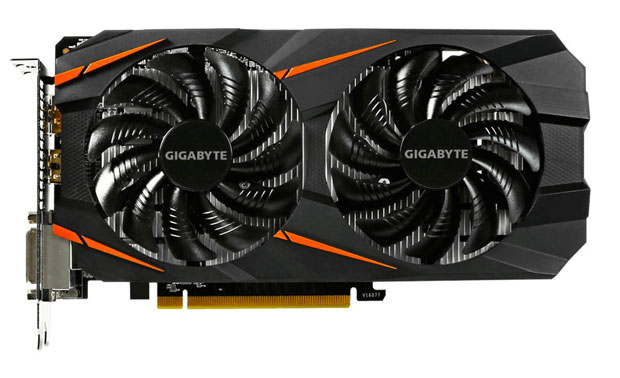 GeForce GTX 1060 5GB Windforce OC