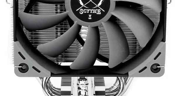 Ventirad Kotetsu Mark II de Scythe