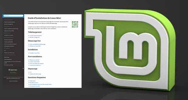 Guide d'Installation de Linux Mint