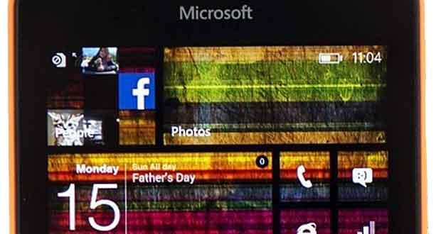 Lumia 640XL, Windows Phone