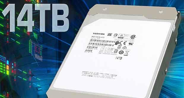 Disque dur MG07ACA14TE de Toshiba