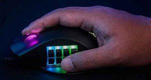 Souris gaming Nemesis Switch Optical RGB