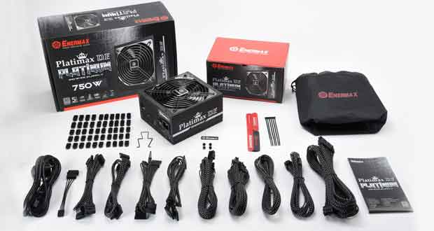 Alimentation Platimax D.F 750 Watts