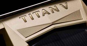 Graphique Titan V de Nvidia