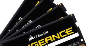 kit Vengeance 32GB (4 x 8GB) DDR4 SODIMM 4000 MHz CL19