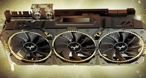 iGame GeForce GTX 1080 Ti Kudan