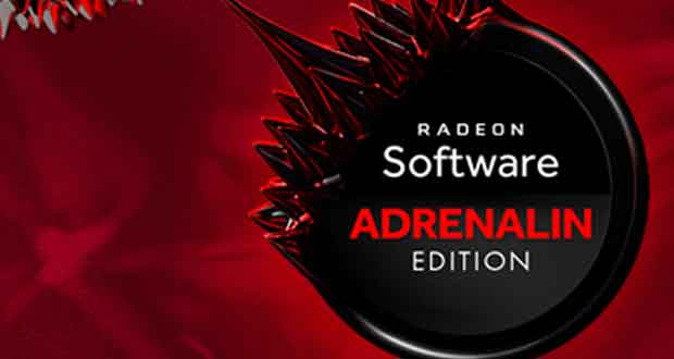 Radeon Software Adrenalin Edition d'AMD