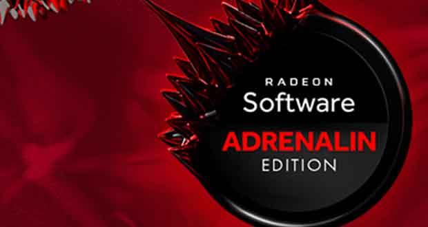 Radeon Software Adrenalin Edition d'AMD