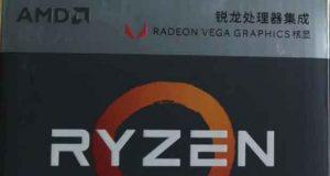 AMD Ryzen 3 2200G et Ryzen 5 2400G