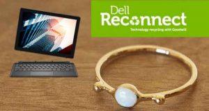 Dell recycle l'or issu des déchets électroniques - Ordinateur 2 en 1 Latitude 5285