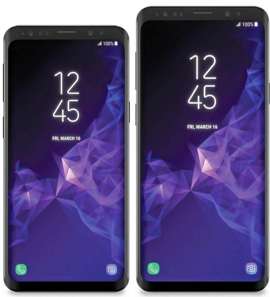 Les Galaxy S9 et Galaxy S9+ de Samsung