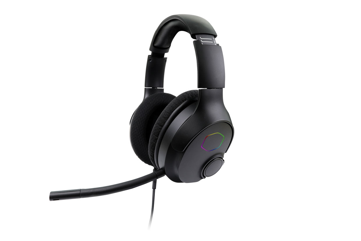 Casque audio MH850 de Cooler Master