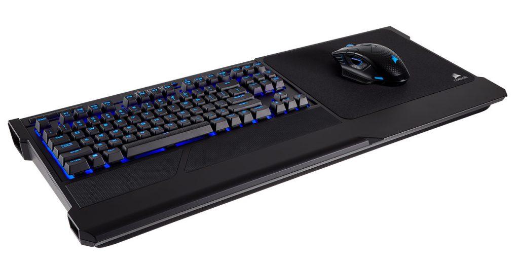 lapboard gaming sans fil K63