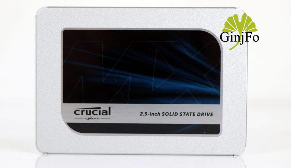 SSD MX500 1 To de Crucial