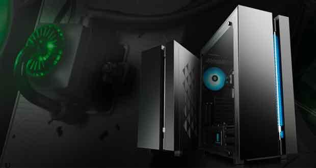 Boitier gaming New Ark 90 de Deepcool