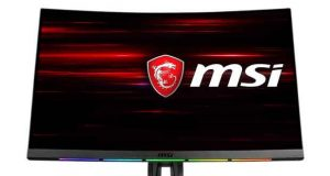 Optix MPG27CQ de MSI