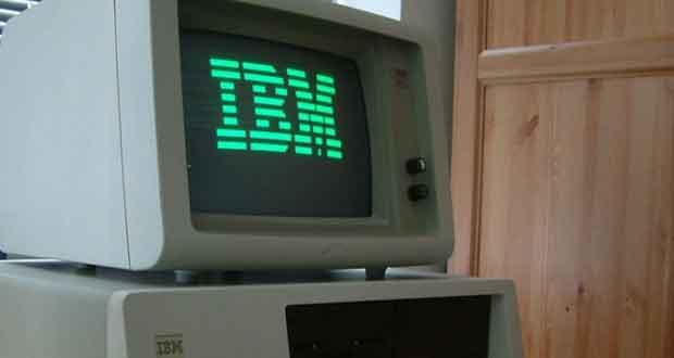 PC IBM - Bilan des ventes de PC au niveau mondial en 2017