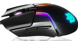 Souris gaming Rival 600 de SteelSeries
